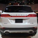 2015 Lincoln MKC rear
