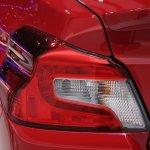 2015 Subaru WRX taillight