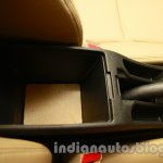 All New Honda City in India armrest