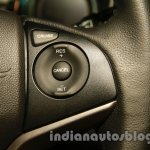 All New Honda City in India cruise control