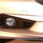 All New Honda City in India foglight