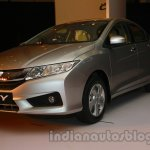 All New Honda City in India front quarter
