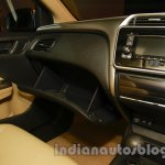 All New Honda City in India glovebox