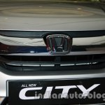 All New Honda City in India grille