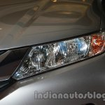 All New Honda City in India headlight