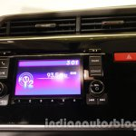 All New Honda City in India music system ON