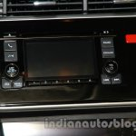 All New Honda City in India music system