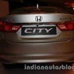All New Honda City in India rear
