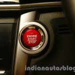 All New Honda City in India start stop button