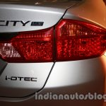 All New Honda City in India taillight
