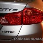 All New Honda City in India taillight
