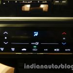 All New Honda City in India touch panel Auto AC OFF