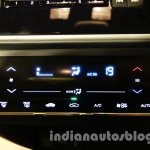 All New Honda City in India touch panel auto AC ON