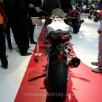 Aprilia Tuono V4 R ABS rear view