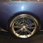 Aston Martin Vanquish Volante Neiman Marcus Edition alloy wheel