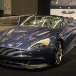 Aston Martin Vanquish Volante Neiman Marcus Edition front quarter