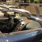 Aston Martin Vanquish Volante Neiman Marcus Edition interior