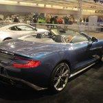 Aston Martin Vanquish Volante Neiman Marcus Edition rear quarter