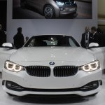 BMW 4 Series Convertible front view