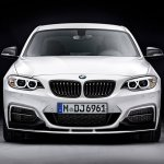 BMW M Performance parts for BMW 2 Series front
