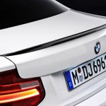 BMW M Performance parts for BMW 2 Series spoiler