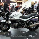 BMW R 1200 R DarkWhite side view