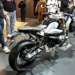 BMW R NineT rear three quarters