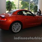 BMW Z4 facelift India folding roof stage 5