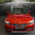 BMW Z4 facelift India front
