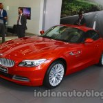 BMW Z4 facelift India launched in India