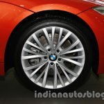 BMW Z4 facelift India wheel
