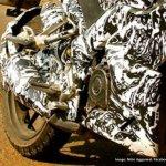Bajaj Pulsar 200SS spied fairing