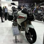 Benelli BN600GT front three quarters