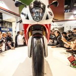 Bimota BB3 front view