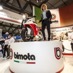 Bimota BB3 unveiled at EICMA 2013
