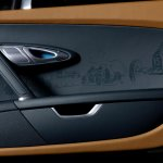Bugatti Legend Meo Costantini door right