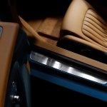 Bugatti Legend Meo Costantini door sill
