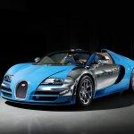 Bugatti Legend Meo Costantini front quarter