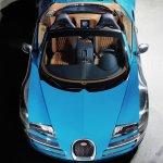 Bugatti Legend Meo Costantini front top