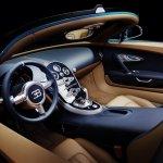 Bugatti Legend Meo Costantini interior