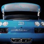 Bugatti Legend Meo Costantini rear wing