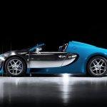 Bugatti Legend Meo Costantini side