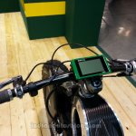 Caterham Carbon E-Bike dashboard