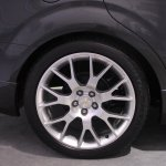 Chevrolet Sonic Dusk alloy wheel