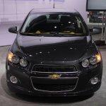 Chevrolet Sonic Dusk front