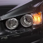 Chevrolet Sonic Dusk headlight