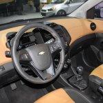 Chevrolet Sonic Dusk interior