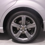 Chevrolet Sonic RS alloy wheel