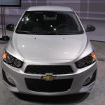Chevrolet Sonic RS front