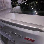 Chevrolet Sonic RS spoiler